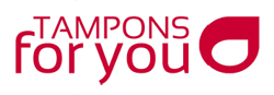 Tampons for you Logo