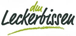 dm Leckerbissen Logo
