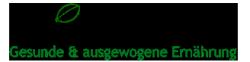 Frische Diät Logo