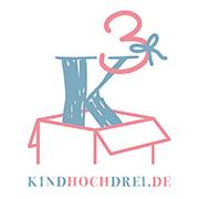 Kindhochdrei Kinderkleidung Abo Logo