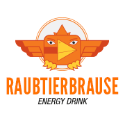 Raubtierbrause Energy-Drink Flatrate Logo