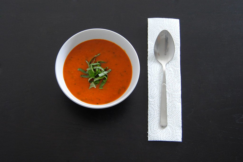 little lunch tomatensuppe