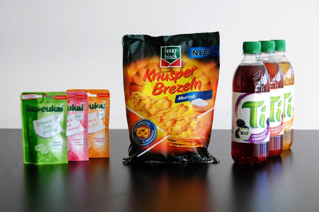 brandnooz box Oktober 2014 - Produkte 2