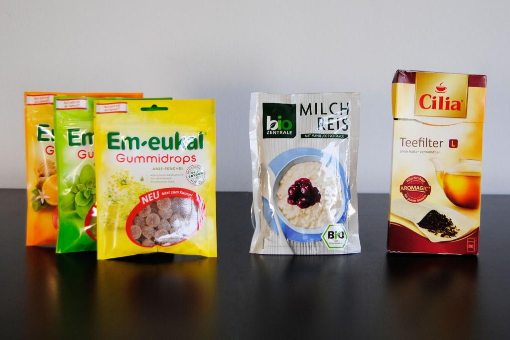 Degustabox Dezember 2014 Produkte 2