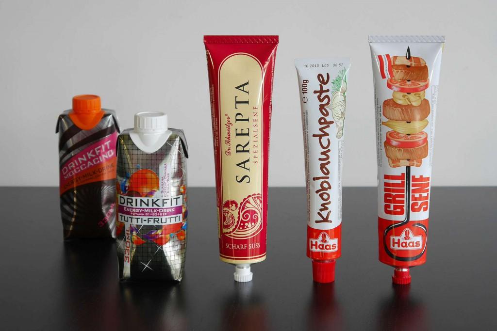 Degustabox Februar 2015 Produkte 1