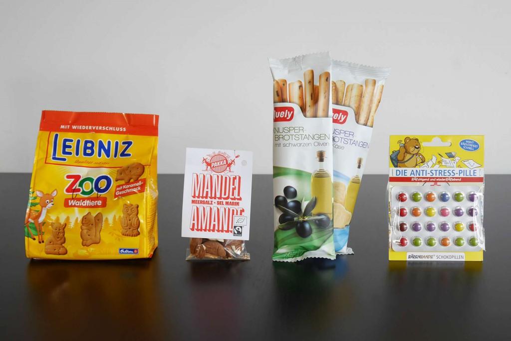 Degustabox Februar 2015 Produkte 2
