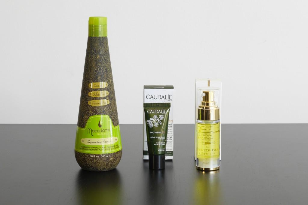Luxurybox April 2015 Produkte 1