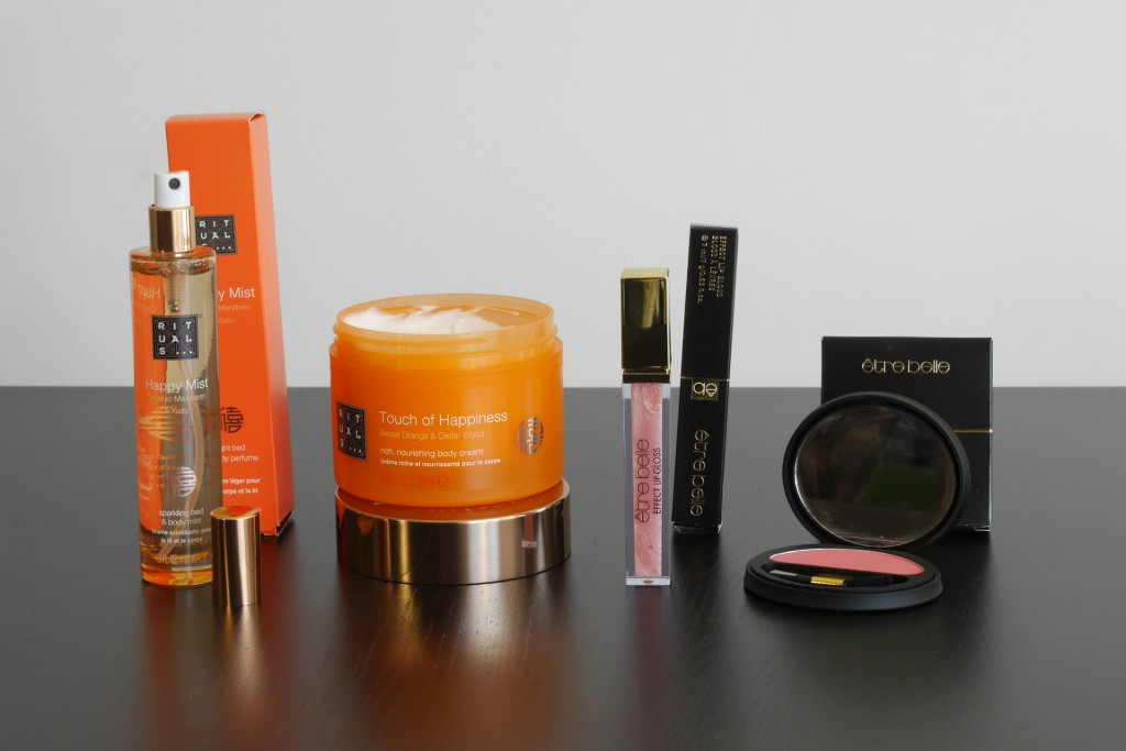 Luxurybox April 2015 Produkte 2