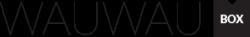 WAUWAU Box Logo