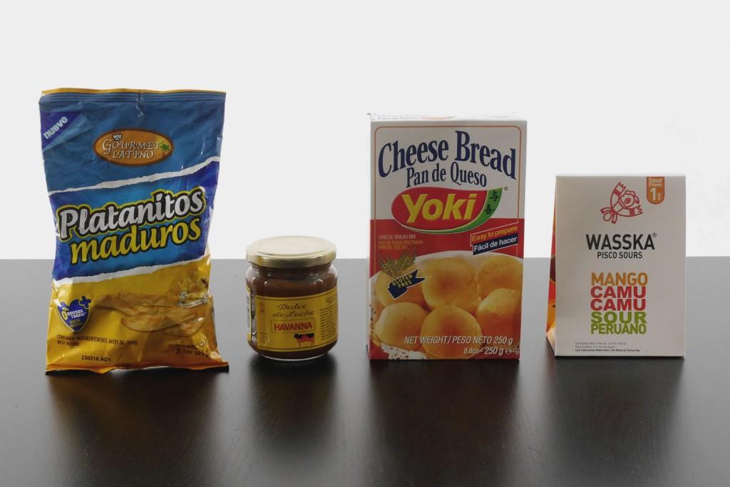 Weltprobierer Box Dez 2015 Produkte 1