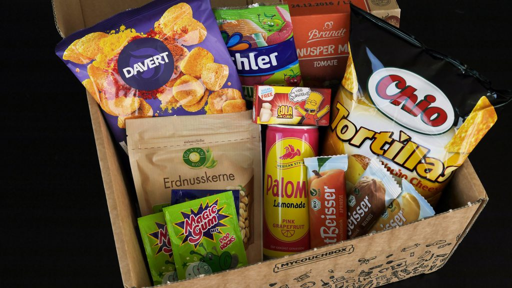 MyCouchbox-Unboxing-Juli-2016