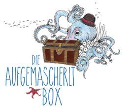Die aufgemascherlt BOX Logo