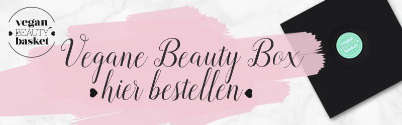 vegan beauty basket Banner