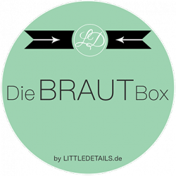 die braut box von little details abo. Black Bedroom Furniture Sets. Home Design Ideas