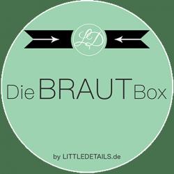 Die Braut Box von Little Details Logo