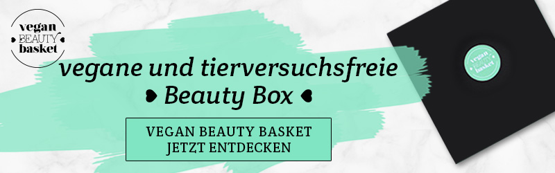 vegan beauty basket Banner