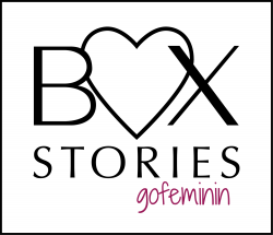 BOX STORIES by gofeminin Logo