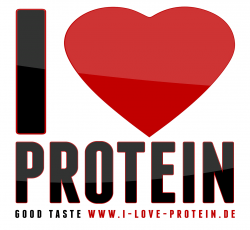 I-Love-Protein Box Logo