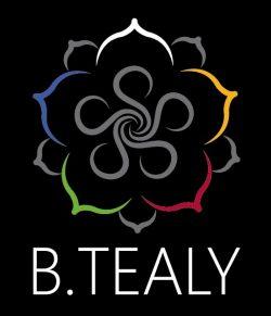 B.TEALY Teeabo Logo